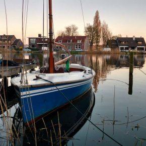 Foto: Nieuwe boot