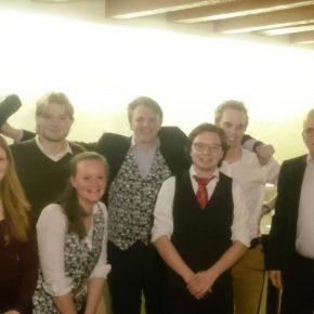 Foto: OLV met deelnemers