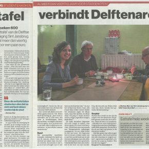 Foto: Artikel Eettafel AD Delft