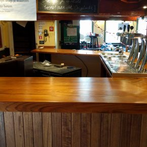 Foto: Nieuwe bar