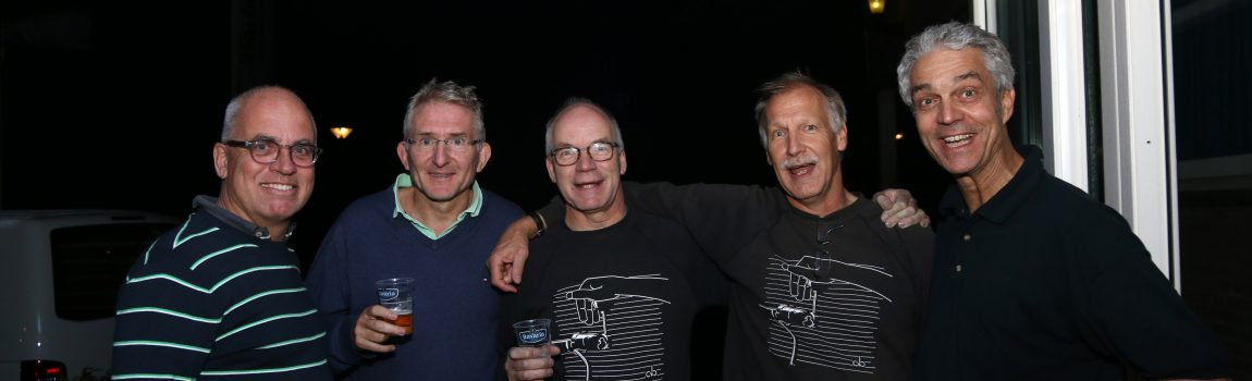 Foto: Oudleden team