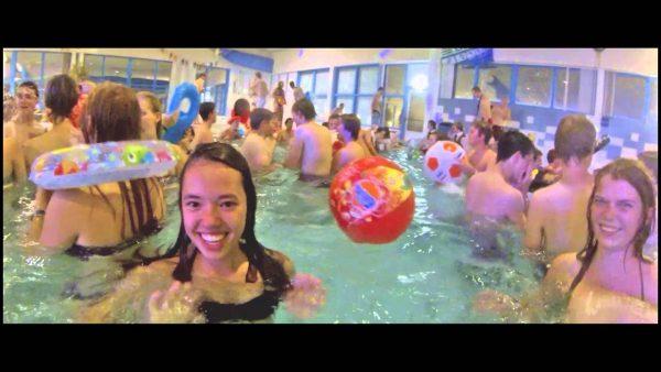 Zwembadfeest VT 2013