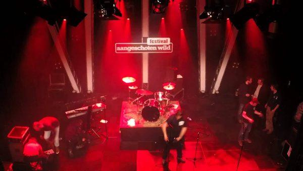 FAW Muziekfabriek Timelapse 2015