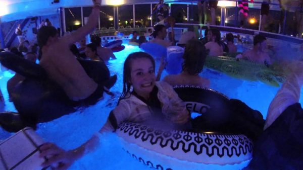 Zwembadfeest VT 2014
